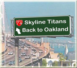 Skyline High School Class of 74 goes Back to Oakland