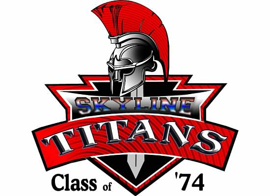 Home of the Skyline High School Class of 74 Titans Oakland CA